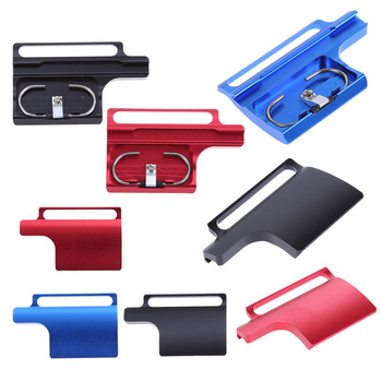 Colorful Aluminum Lock Buckle Protective Housing for GoPro Hero 3+ 4