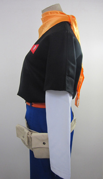 Dragon Ball Z Android 17 Lapis Cosplay Kostüm Anime Custom Made